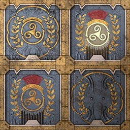 Potentate Crown Crate Texture