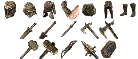 ESO Imperial Champion Outfit Style UI Icons